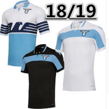 22275ab640a 2018 2019 New adult t-shirt soccer jersey 18 19 Lazio Casual football shirt