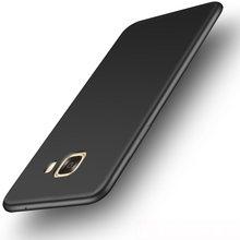 Coque en silicone TPU souple pour samsung galaxy C7 C7000, étui de luxe à grille, protecteur d'écran, cadeau, 5.7 pouces