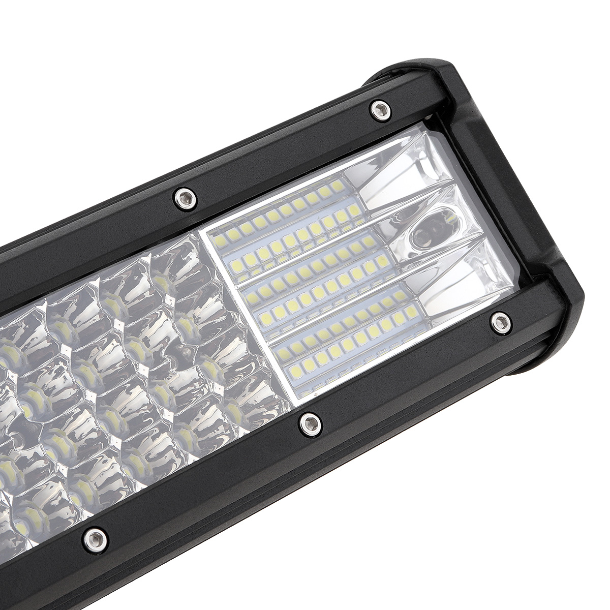Image 3 - 540W 180Pcs LED Strip LED Light Bar Work Light Combo Beam for Driving Offroad Boat Car Tractor Truck 4x4 SUV-in Car Headlight Bulbs(LED) from Automobiles & Motorcycles
