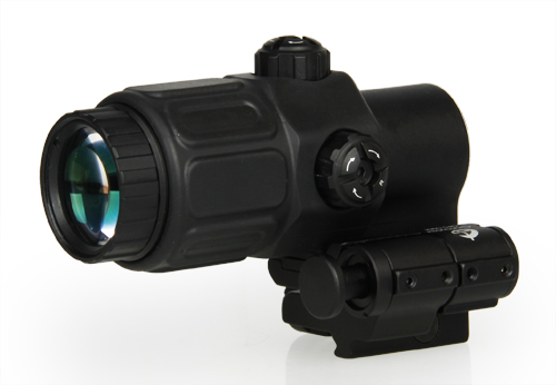 Tactical Holographic Sight 3x Magnifier Rifle Scope Compact scope With STS Mount For AR15/M4 Hunting For Guns and Weapons scope camera mount for rifle scope gun scope airgun scope for compact camera casio sony canon nikon fujifilm