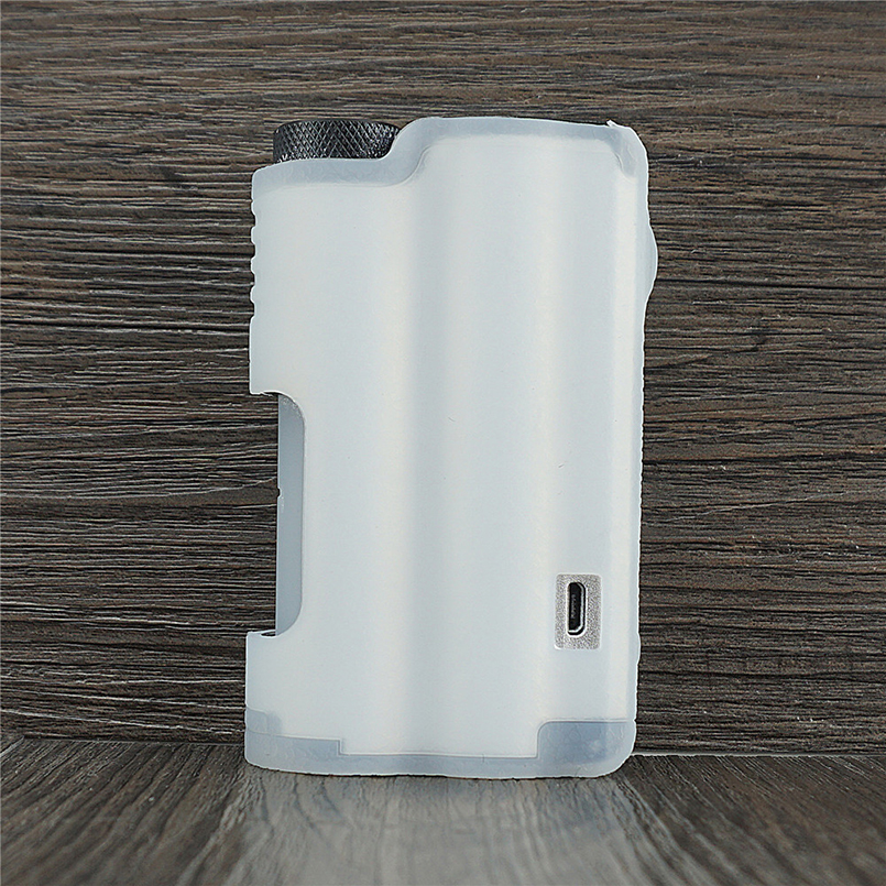 Texture-Case-for-DOVPO-Topside-90W-Squonk-Mod-Protective-Silicone-Rubber-Sleeve-Cover-Shield-Wrap