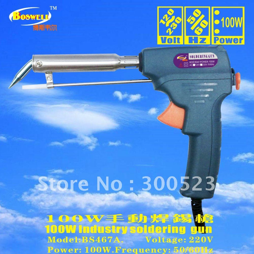 100 Watts soldering gun,soldering iron,Spot Welders+Combination of the three functions of tin wire stent,1pcs/lot taylor n watts m meet the croods starter level cd
