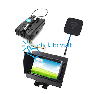 C4002-5-8G-FPV-Monitor-720P-Camera-Set-for-JJRC-H16-YiZhan-Tarantula-X6-RC-Model