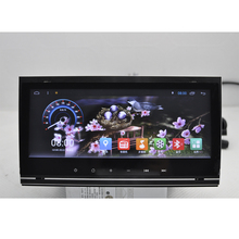 8.8 pulgadas de Pantalla Android 4.4 GPS Del Coche Sistema de Navegación de Radio Reproductor de DVD Multimedia Stereo para Audi A4 (2002-2008.9)