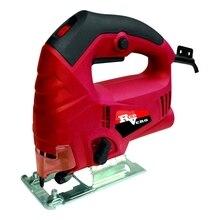 Лобзик электрический RedVerg RD-JS600-65 (Мощность 600 Вт, скорость хода 3000/мин, макс.глубина пропила 65 мм, стальная подошва, подключение пылесоса)