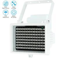 96 шт светодиодный s свет ИК-открытый Водонепроницаемый Ночное видение помочь светодиодный лампы для видеонаблюдения Камеры скрытого видео...