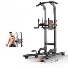 Профессиональные крытые одиночные параллельные брусья, домашний подтягиватель, оборудование для фитнеса спортивные тренировки