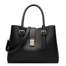 цена на Handbag Shoulder Bag Women Handbag PU Leather Messenger Bag Casual Wild Handbag Large Capacity Square Women Shoulder Bag