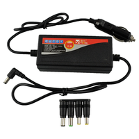 Special price,Car Cigarette Laptop Notebook PC 19V Power Converter Charger Adapter Plug