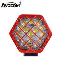 Avacom LED Light Bar Work Light 12V 48W 24V LED Spot Flood Driving Lights Work Lamp
