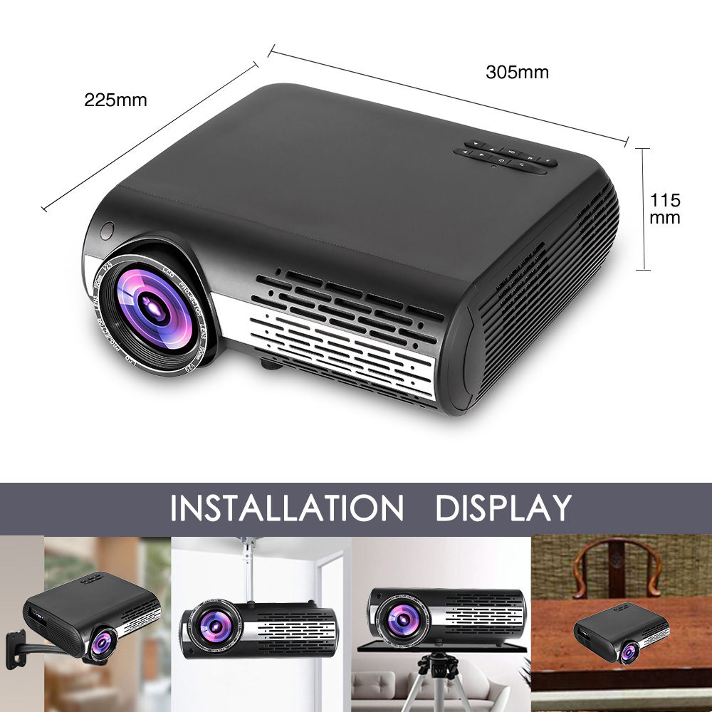 Poner-Saund-M2-LED-Projector-Home-Beamer-FULL-HD-1080P-4500-Lumens-Android-6-0-WiFi