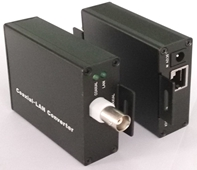 Ip Over Coax IP Extender Over Coax Cable For IP Camera Transmission, The Distance Up To 2000m