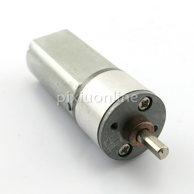 1pc J189 Steel Shell 050 Gear DC Motor 16ga-050 Micro Motor 6V 30RPM DIY Circuit Making Parts Free Shipping Russia
