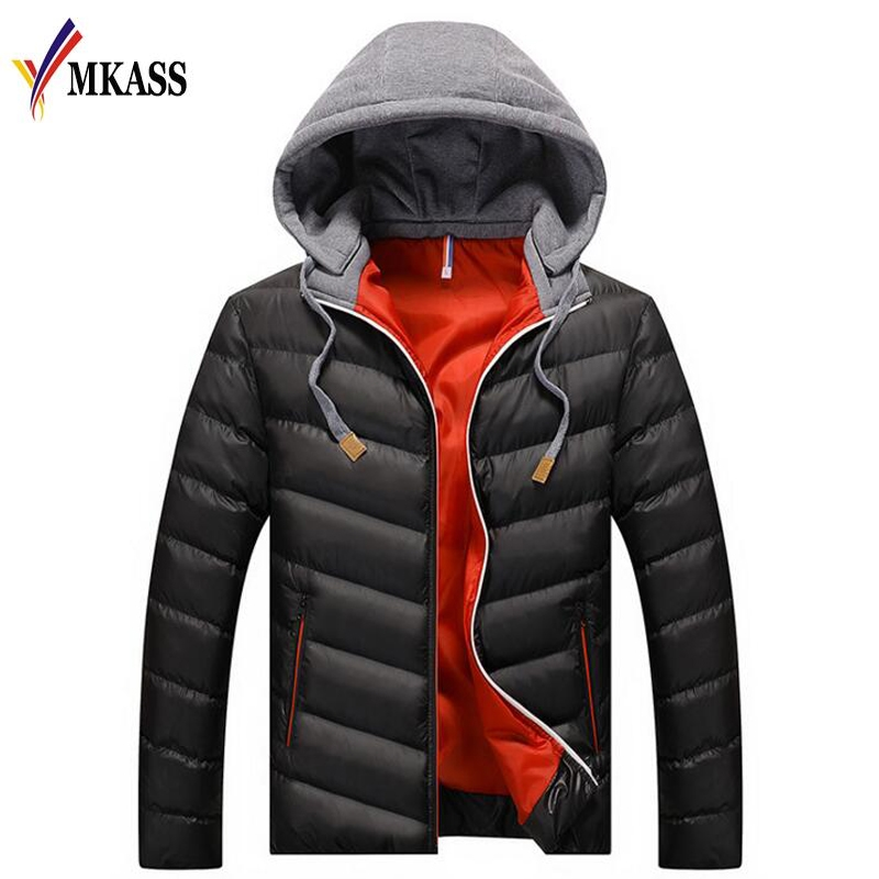 Hot Sale Brand Winter Jacket Men Casual Parka Jacket Thick Men Hooded Warm Men's Coats and Jackets Fashion Overcoats Hommer 2016 hot sale brand new winter outdoors jacket men wadded coats fashion outerwear casual jackets jackets