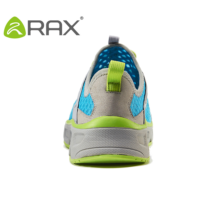RAX 2017 Summer Men Hiking Shoes Breathable Trekking Shoes For Men Woman Mesh Hiking Sandals Outdoor Sports Sneakers Men Sandals