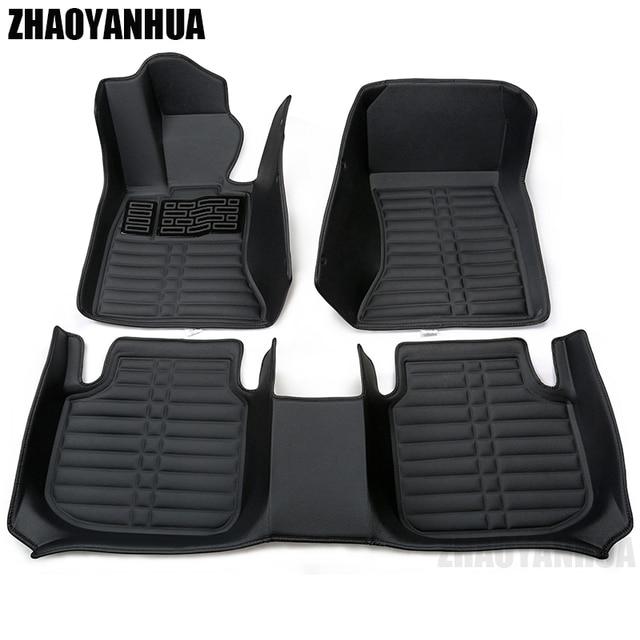 custom fit car floor mats for toyota corolla rav4 mark x crown