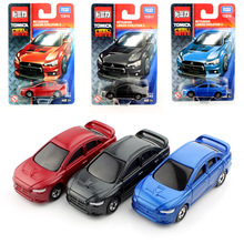 Tomy miniature scale tomica lancer x kids diecast auto motor cheap models race cars toys durable collectile gifts for children