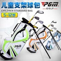 Pgm جولف حقيبة الأطفال للأطفال البنادق النساء نسخة الظهر حزام الدعم A4753