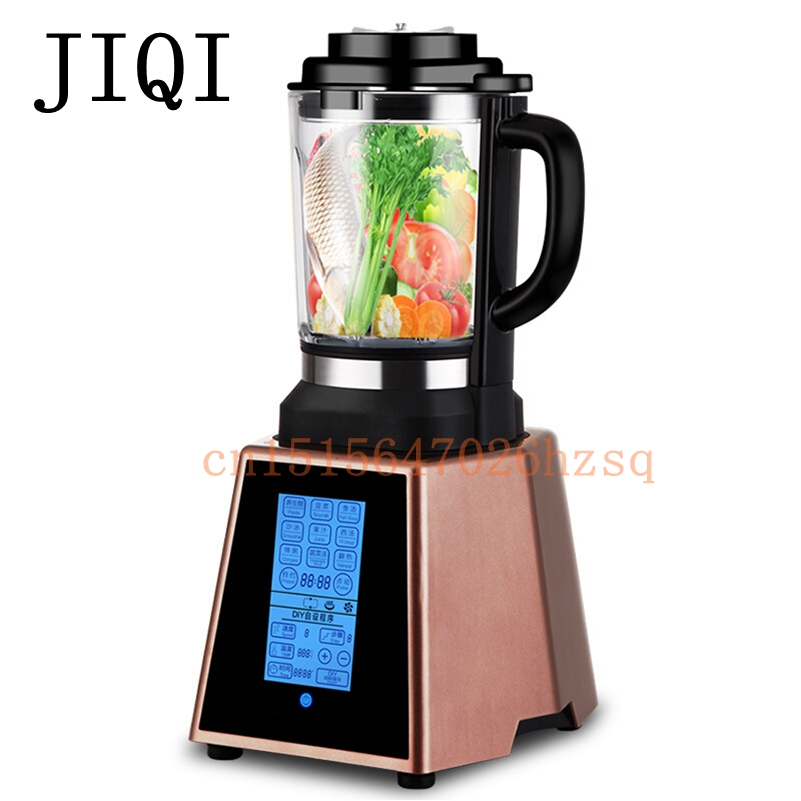 JIQI Household Cell wall-broken processor Electric food mixer juice smoothies maker 2200W big power wavelets processor