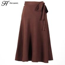 Vintage Skirt Waist High