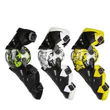 De alta Calidad de Protección de la Motocicleta Rodillera Motocross Rodilleras Motocicleta Protector de La Rodilla Rodilleras Motocicleta Protector