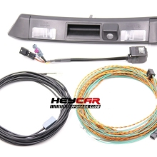 Rear-View-Camera Highline 8S0827574A Audi Guidance-Line with Wiring-Harness for NEW TT