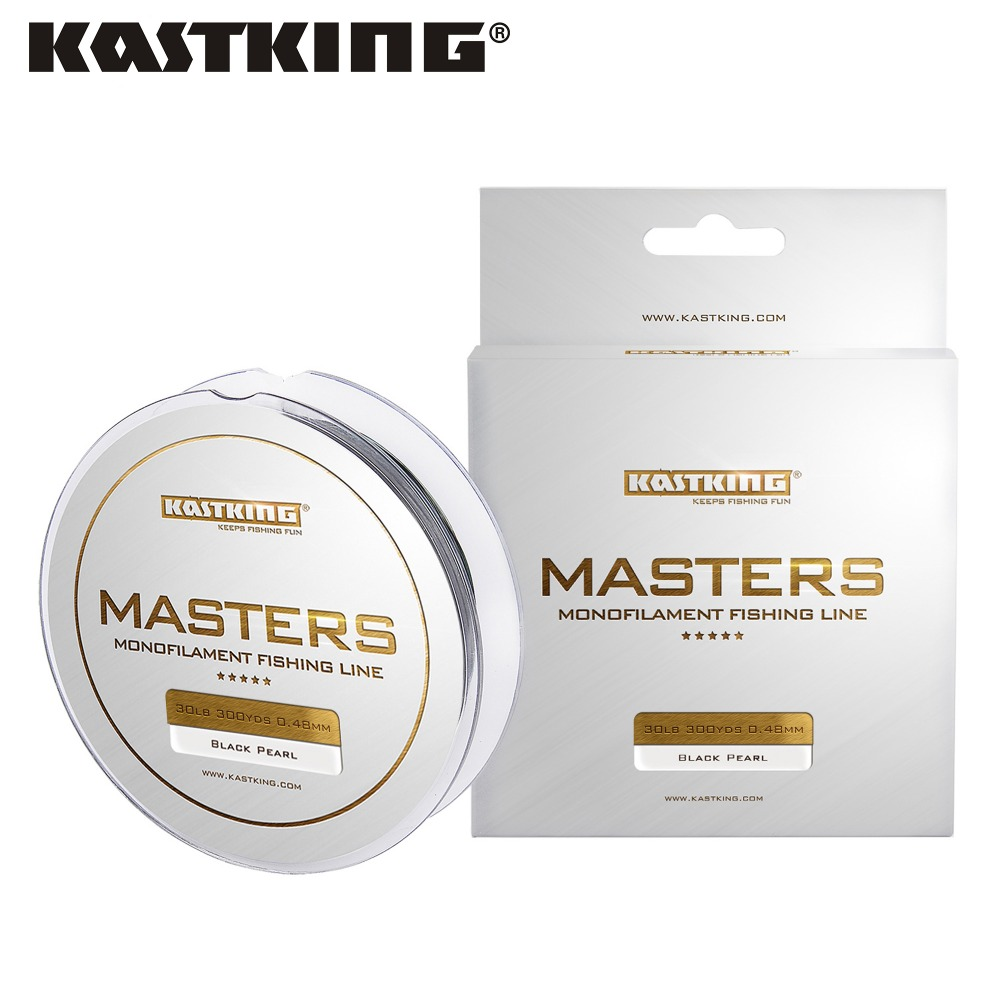 KastKing Monofilament Extreme Strong Nylon Fishing Line 274M Japan ...
