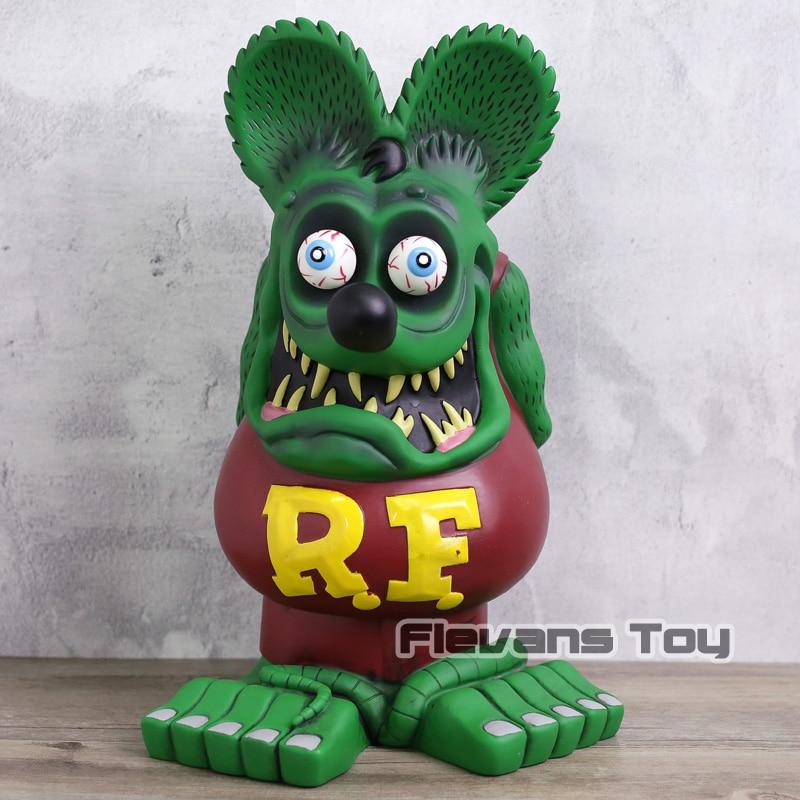 Fink Rat Grande Taille Statue Contes du Rat Fink PVC Modèle De Collection Poupée Cadeau