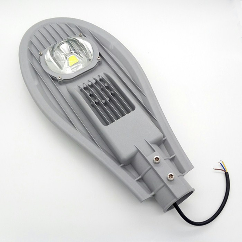 wholesale 20pcs/lot Street Light led 50W outdoor lighting IP65 led street lamp 50W AC85-265V high power LED led streetlight sale ac85 265v 60w led street light ip65 bridgelux 130lm w led led street light 3 year warranty 1 pcs per lot