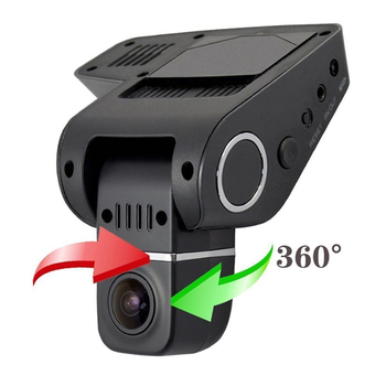 RangeTour C10S 360º Rotatable Car Dash Cam with GPS Support