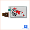 "2.7"" Colorful Epaper Display Panel with 264x176 pixel"