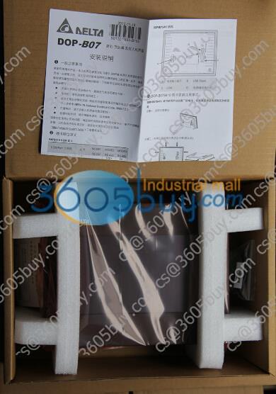 Delta HMI Touch Screen DOP-B07PS515 New Original 1 year warranty