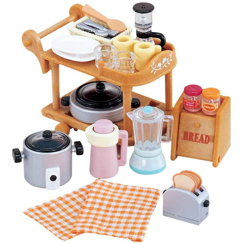 Aliexpress.com : Buy Original Sylvanian Family Of Kitchen