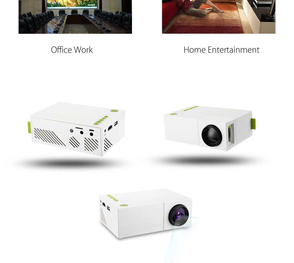YG310 LCD LED Projector (17)