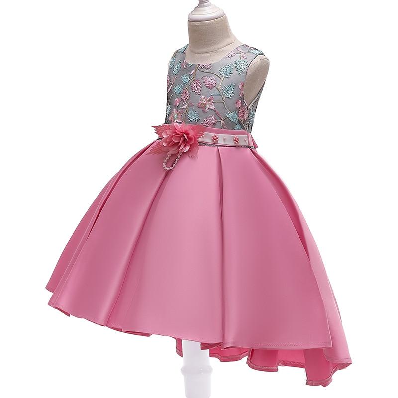 HTB1XOn4d8Cw3KVjSZFlq6AJkFXar Girls Dress Christmas Kids Dresses For Girls Party Elegant Princess Dress For Girl Wedding Gown Children Clothing 3 6 8 10 Years