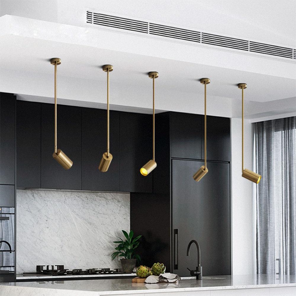 Black Gold Flush Mount Indoor