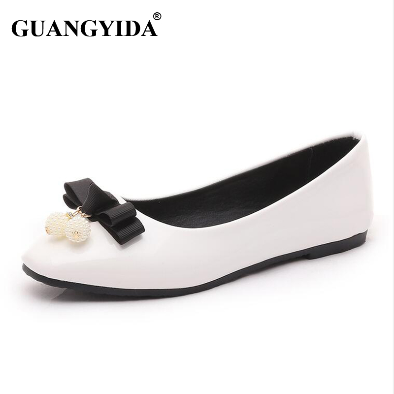 2017 Hot Sale New Flats Fashion Women Shoes Woman Flats high quality suede Casual Comfortable square toe PU Women Flat Shoe 2017 fashion women shoes woman flats high quality casual comfortable pointed toe rubber women flat shoes plus size 35 42 s097