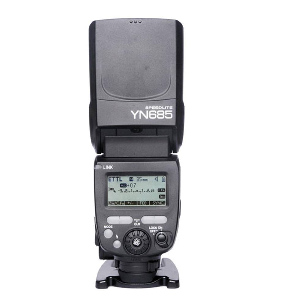 YONGNUO YN685 2.4G რადიო სისტემა TTL HSS - კამერა და ფოტო - ფოტო 2