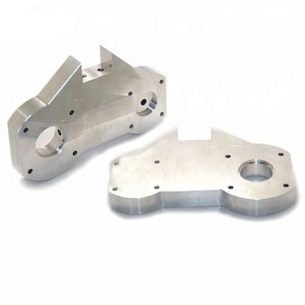 Изготовленный На Заказ Алюминиевый CNC подвергать механической обработке и анодированные части