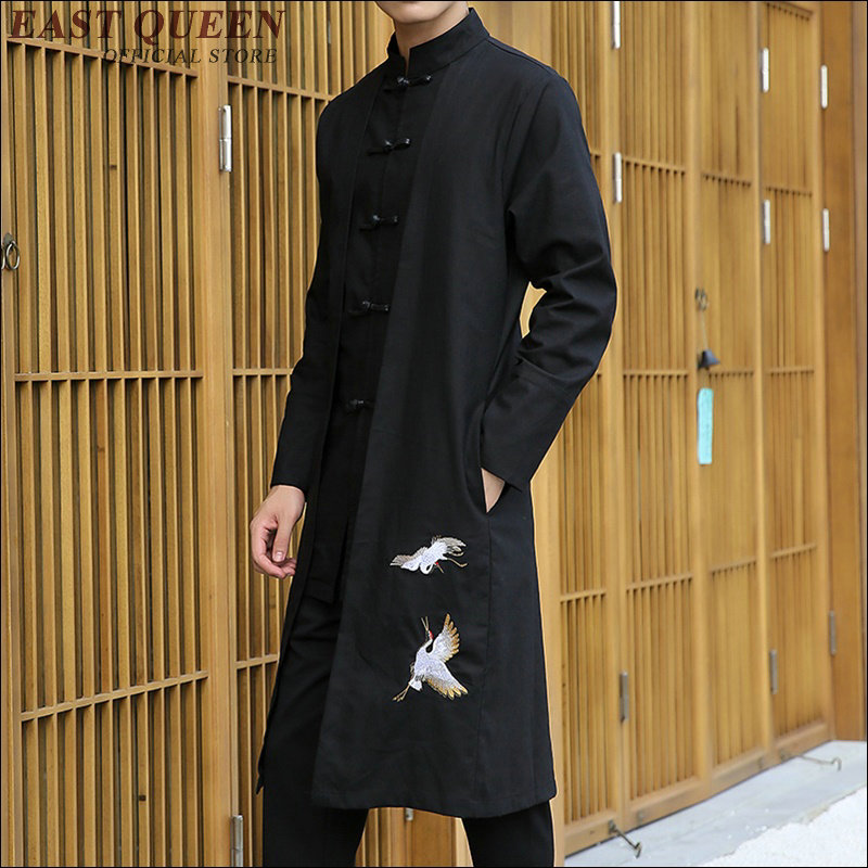 Chinese Traditional Men Clothing Traditional Chinese Clothing Chinese Traditional Clothing For M AA1685X