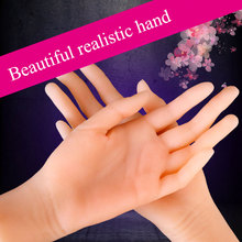 soft big female hand 1:1 artificial penis massage male masturbator realistic fake Finger touch 3D sex toys for men dolls