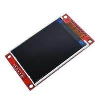 Articoli Elettronica Smart, smartwatch, bracciali smart fitness 2.2 Pollici 240*320 Punti SPI TFT LCD Serial Port Modulo Display ILI9341 5 V/3.3 V 2.2 ''240x320 per Arduino Fai Da Te