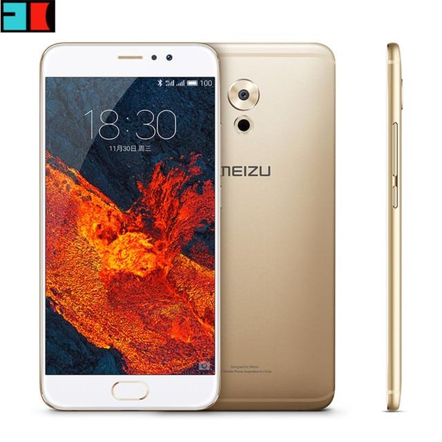 Original Meizu Pro 6 Plus Pro6 Plus 5.7 inch 2K screen Octa Core Exynos 8890 4G RAM 12MP camera mTouch 3400mAh mobile phone