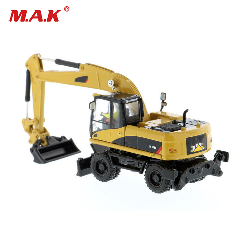 1/87 M318D Wheel Excavator-High Line Series 85177 Type Collection Construction Truck Toys Collection