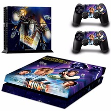 Star Wars Battlefront Decal Vinyl Skin Sticker Cover For PS4 Playstation 4