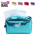 Baginbag sanitary napkin Bag storage bag the vivid chromophous brand Cosmetic bags