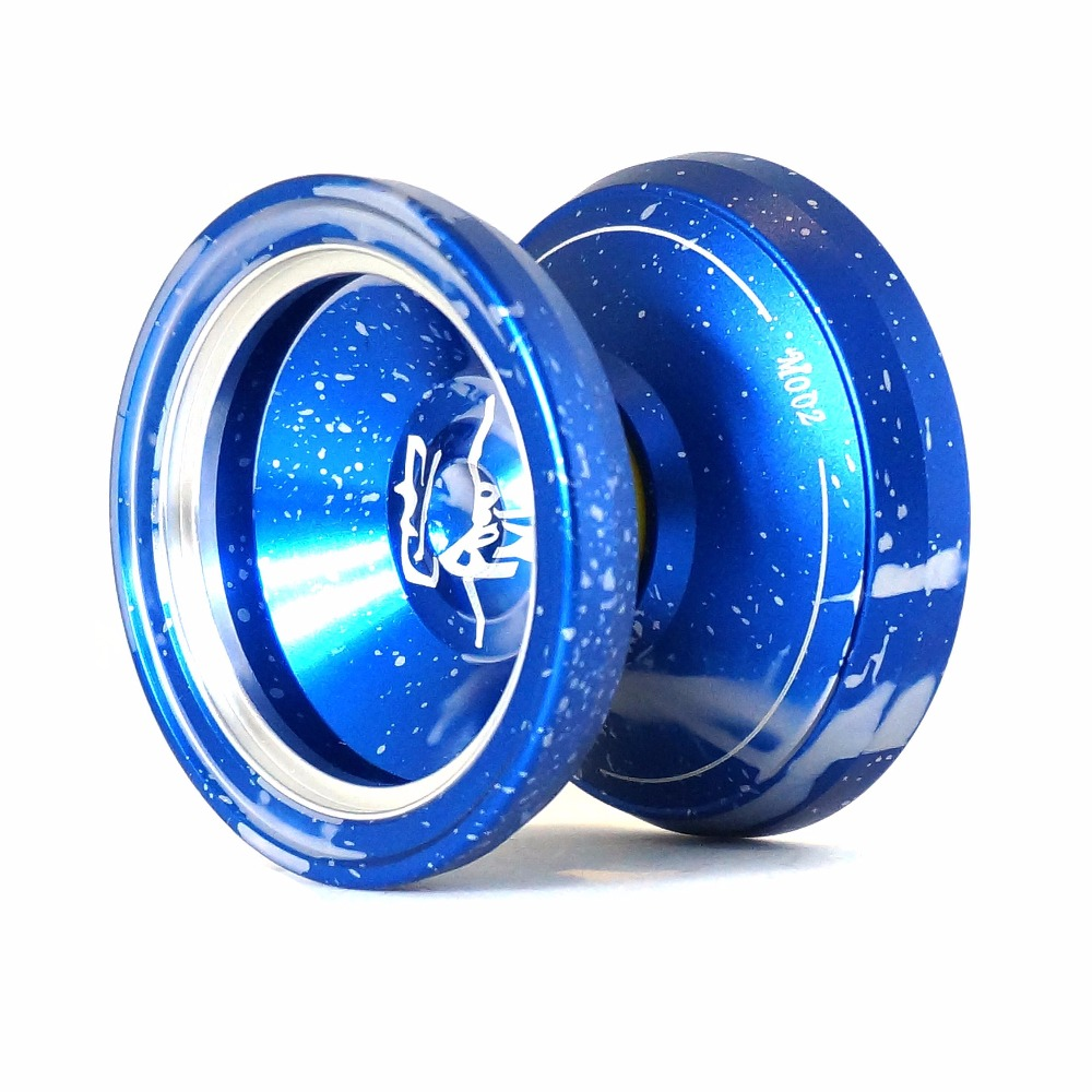 Magic YoYo M002 April Professional Gaming Metal Aluminum Yoyos 1A 3A 5A Butterfly for Boys Yo Yo Ball Toy Yo-Yo for Girl