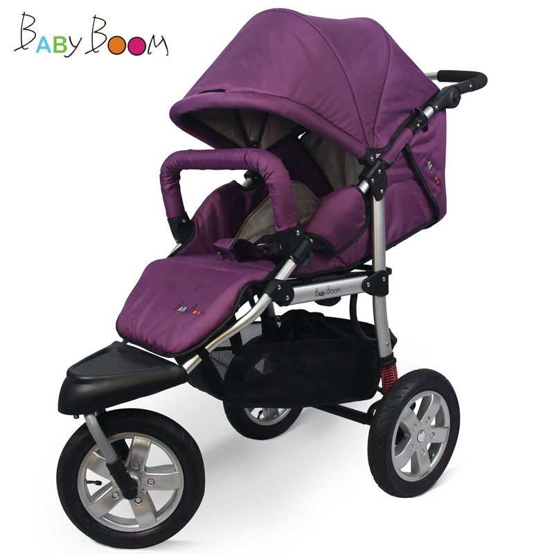 BabyBoom Baby Running  Stroller Baby  High Landscape Light Reclining Baby Parm Cochesitos De Bebe