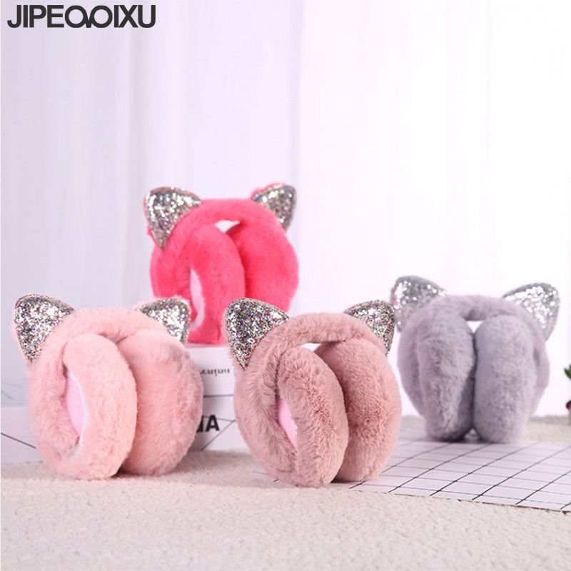 New Winter Earmuff 3 Styles Plush