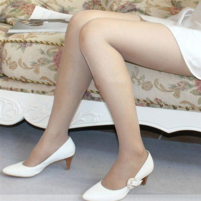 1 Pair Women Sexy Full Foot Sh…